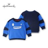 【網路獨家款】Hallmark Babies 男童小魔怪長袖上衣 HH8-B14-02-KB-PB