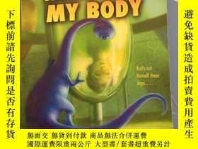 二手書博民逛書店英文原版罕見Aliens Stole My Body (Rod Allbright and the Galacti