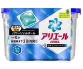 日本 P&G 雙倍洗衣凝膠球 膠囊 洗衣精 ARIEL 淨白 藍色【七三七香水精品坊】