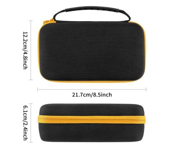[2美國直購] 收納盒 Case for Fluke 117/101/116/115/106/107 Digital Multimeter, Hard Travel Case Protective