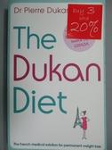 【書寶二手書T4/原文小說_LDK】The Dukan Diet_Dr Pierre Dukan