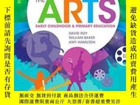 二手書博民逛書店Teaching罕見The Arts: Early Childhood And Primary Education
