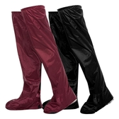 過膝雨鞋套高筒加長加厚騎行防沙防水長筒摩托車雨天防滑雨靴男女
