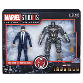 MARVEL超級英雄漫威電影工作室10週年04 LEGENDS傳奇黑標6吋 東尼史塔克 馬克1 鋼鐵人MK1 BAF 玩具e哥