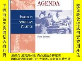 二手書博民逛書店The罕見Public AgendaY23583 Brewster, Lawrence G.; Stowers
