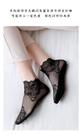 蕾絲襪 黑色水晶襪
