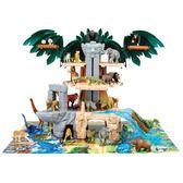 多美動物園 ANIA動物叢林冒險遊戲組 98151