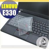 【EZstick】Lenovo ThinkPad E330 系列 專用奈米銀抗菌TPU鍵盤保護膜