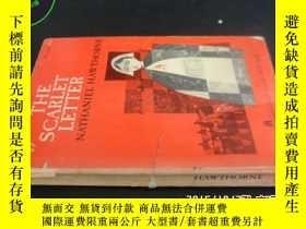 二手書博民逛書店THE罕見SCARLET LETTER(羅廷亮藏書)5919