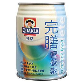 (加贈4罐+隨機奶粉包5包) 桂格完膳營養素香草口味(24入) 2箱 【媽媽藥妝】