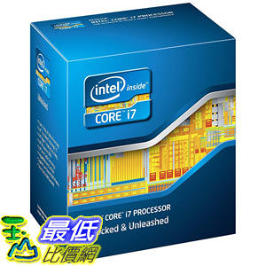 [美國直購 ShopUSA] Intel Core i7 Processor i7-2600K 3.4GHz 8MB LGA1155 CPU BX80623I72600K $13298