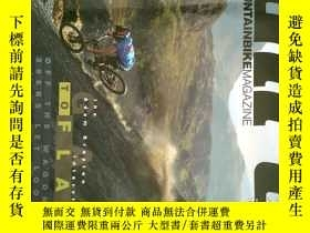 二手書博民逛書店DIRT罕見MOUNTAINBIKE MAGAZINE 2 2012 #120 山地車登山車原版外文雜誌Y14