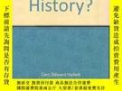 二手書博民逛書店What罕見Is History?Y256260 Edward Hallett Carr Palgrave M
