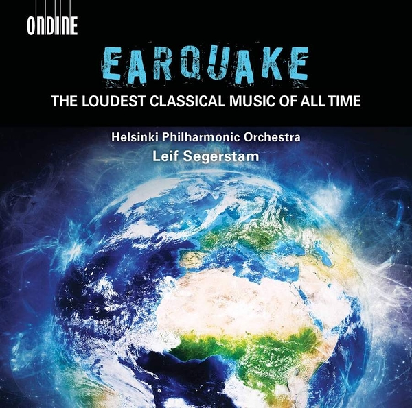 【停看聽音響唱片】【CD】Earquake:The Loudest Classical Music of All Times