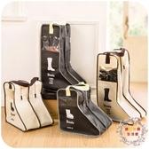 防塵袋長靴短靴雪地鞋子收納整理袋鞋套透明防潮防水防塵袋鞋袋鞋包