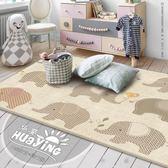 嬰兒童寶寶爬行墊加厚客廳家用環保墊爬爬墊泡沫地墊游戲毯防摔墊 igo