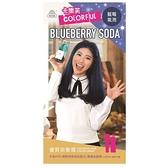 卡樂芙優質染髮霜-藍莓氣泡