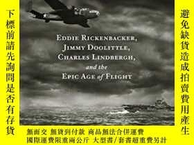 二手書博民逛書店The罕見AviatorsY364682 Winston Groom National Geographic