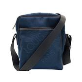 【台中米蘭站】全新品 Louis Vuitton Citadin NM 帆布拉鍊斜背包(N41437-深藍)