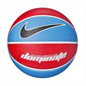 Nike Dominate 8P [N000116547307] 籃球 7號 耐磨 控球佳 室內 戶外 藍紅