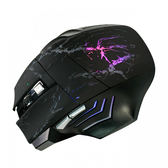 【KINYO】電競專用滑鼠