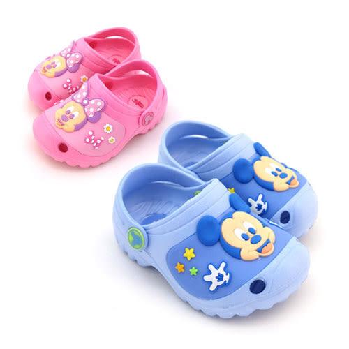 【錢豪童裝童鞋】迪士尼米奇米妮布希鞋(21~26號)