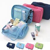 韓國 旅行 收納包 盥洗包 小飛機 旅遊旅行化妝包 旅行組 防水收納袋 包中包 行李箱 【RB321】