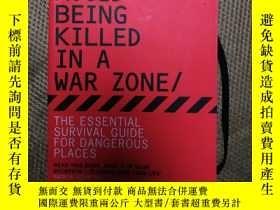 二手書博民逛書店how罕見to avoid being killed in a