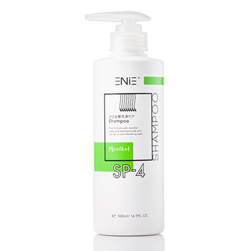 ENIE 雅如詩 SP-4花青素頭皮活氧洗髮精(新包裝) 500ml