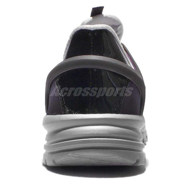 【出清特賣】 Dada Supreme Heroki 黑 紫 灰 慢跑鞋 運動鞋 女鞋 【PUMP306】 FWP046ABJ