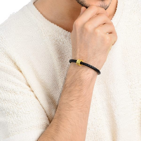 點睛品 Charme XL Tattoo系列 智慧 黃金串飾