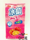 【免運直送】泰山-冰鎮水果茶300ml(24瓶/箱)*3箱
