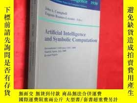 二手書博民逛書店Artificial罕見Intelligence and Sym