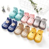 嬰兒地板襪春秋夏季薄款嬰兒防滑底兒童軟底