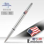Fisher Space Pen Emblem徽章款#600-AF/#600B-AF【AH02034-35】聖誕節交換禮物 99愛買生活百貨
