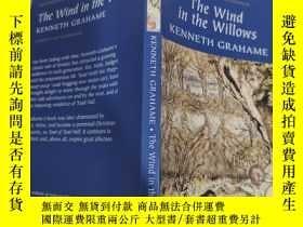 二手書博民逛書店the罕見wind in the willows 柳樹上的風,Y200392