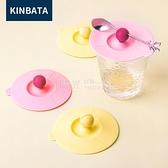 KINBATA 日本通用硅膠杯蓋 防塵防漏圓形飯碗茶水杯配件塑料蓋子 四季生活