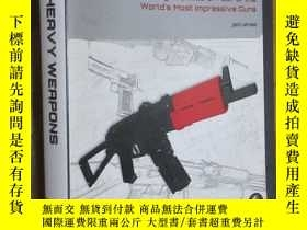二手書博民逛書店Lego罕見Heavy Weapons: Build Working Replicas of Four of th