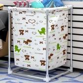 臟衣籃折疊臟衣簍儲物桶大號臟衣服收納筐布藝家用洗 【快速出貨】