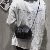 女包chic鏈條包新款潮港風復古時尚百搭韓版手提包單肩斜背包 沸點奇跡