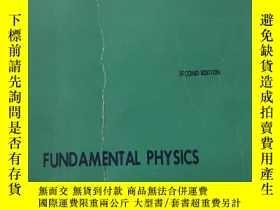 二手書博民逛書店Fundamental罕見physics(second edition)Y6911 JAY OREAR 見書影