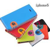 ONE免運  HTC New ONE M7 iphone5 GALAXY S4 倍思彩虹皮套 手機套支架側翻磁釦皮套