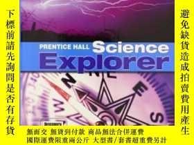 二手書博民逛書店Science罕見Explorer Electricity And Magnetism Student Editi