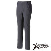 PolarStar 男 防潑水保暖多口袋褲 『灰』 P15421