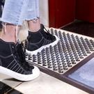 進門腳墊自動清潔鞋底消毒地墊擦鞋神器幼兒園門口墊子地毯子 快速出貨