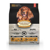 【Oven-Baked】烘焙客 高齡/減重犬 雞肉口味 大顆粒 12.5磅 X