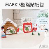 【東京 】 MARK 39 S 2016 年 聖誕系列聖誕貼紙包共3 款45 枚入