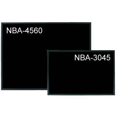 COX 膠框鏡面磁性展示黑板(NBA-3045)