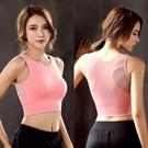零束縛大碼運動文胸無鋼圈運動跑步防震性感無痕背心式女士內衣 S-XL