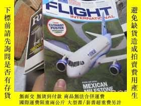 二手書博民逛書店flight罕見international 18-24 june